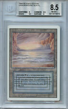 MTG Revised Underground Sea Dual Land BGS 8.5 NM-MT+ Card Magic Amricons 5615