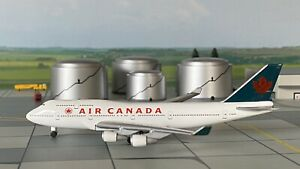 Boeing 747-400 Air Canada 1:500 mit OVP Herpa Wings Flugzeugmodell