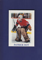 Patrick Roy HOF 1988-89 O-PEE-CHEE OPC Hockey NHL Stars #33 (NM) Canadiens