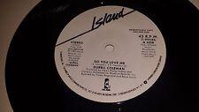 "DURELL COLEMAN Do You Love Me ISLAND 99586 VINYL 45 7"" RECORD"