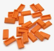 Lego 25 New Orange Minifig Utensil Ingot Bar Part Money Parts