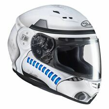 HJC CS-15 Visage Complet Star Wars Stormtrooper moto moto Crash casque