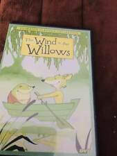 THE WIND IN THE WILLOWS DVD CHILDREN