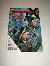 Marvel WEAPON X #1 Cover A 1st Print NM