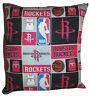 Rockets Pillow Houston Rockets Pillow NBA Basketball Handmade in USA
