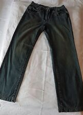 Mittelblaue Jeans von Sandwich_easy, kent_, gerades weites Bein, Größe 38,Damen