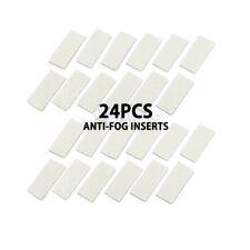 24 Anti Fog Inserts for Gopro HD Camera Hero 4 Hero 3+ Hero 2 Hero 1 New