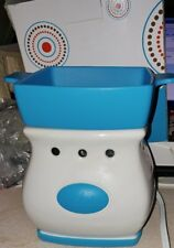 Lot of VELATA BLUE RAZZ CURVE FONDUE WARMER  2012 Pre-owned