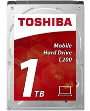 Disco duro 2.5 1TB SATA 3 Toshiba 128MB L200 Slim