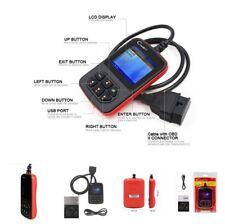Multi-function Auto Car OBDII ECU Fault Code Reader Scanner Diagnostic DIY Tool