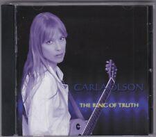 Carla Olson - The Ring Of Truth - CD (Evangeline GEL4024)