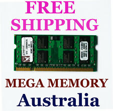 Kingston 2GB DDR2 PC2-4200 533MH Laptop Memory Ram SYD