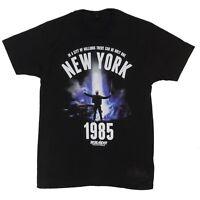 Highlander Movie Ny 1985 Licensed Adult T-Shirt
