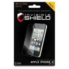 ZAGG invisibleSHIELD for Apple iPhone 4/4S - 1 Pack - Screen Protector - Retail