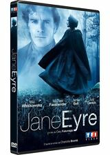 "DVD ""JANE EYRE""   Mia Wasikowska, Michael Fassbender  NEUF SOUS BLISTER"