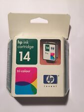 HP 14 tri-colour C5010AE-HP cartouche d'encre-série 1160 D100-new & sealed