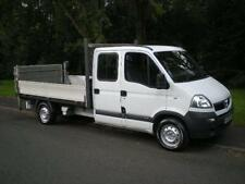Vauxhall Movano Pick-up Commercial Vans & Pickups