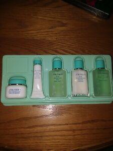 shiseido facial skin care collection brand new in box