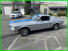 1967 Ford Mustang Fastback Coupe 1967 Ford Mustang 289 V6 1,000 Rebuild Mi 3-Spd Auto Frame-On Resto New Interior
