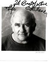 Ed Asner-JSA cert (pose 7) - Signed Photo