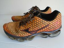 Mizuno Wave Prophecy 3 men's running shoes size 12 Orange Honycomb