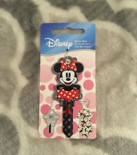 New listing Disney Minnie Mouse Shape House Key Blank Sc1 (Schlage Lock)