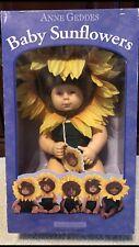 Anne Geddes Baby Sunflower 1999 15 Inch