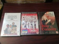 Comedy DVDs - Comedy Moments / Superstars / Billy Connolly