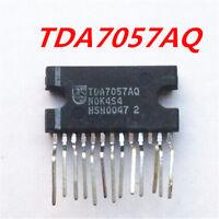 5PCS  TDA7057Q TDA7057 Dual channel audio amplifier ZIP-13