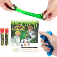 5 Color DIY Slime Kit Make Your Own Kids Gloop Sensory Play Science DIY Toy Game