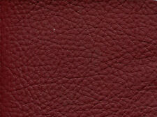 PRODIGY!! CRIMSON PREMIUM MARINE/AUTO/UPH/ FAUX LEATHER VINYL BY THE YARD