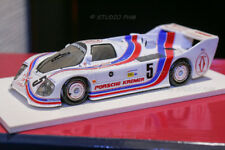 1:43 PORSCHE CK5 N°5 INTERSCOPE. KREMER RACING 24H du MANS 82 built PHM No Spark