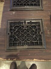 Tc 3 4 Available Antique Wall Heating Grate Refinished Priced Separately