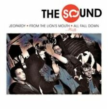 NEW Jeopardy & From The Lion`S Mouth & All Fall Down - The Sound (Audio CD)