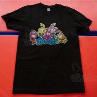 Vintage Snorks 1985 REPRINT ringer tee shirt GILDAN S-XXL