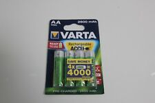 5716 Varta Aa-Mignon-Photo-Akku Nimh 2600 MAH, 4er Pack Battery Batteries