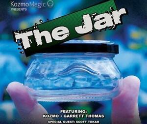 The Jar US Version (DVD and Gimmicks) by Kozmo, Garrett Thomas and Tokar - DVD -