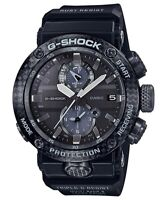 Casio G-Shock Gravitymaster Carbon Core Guard Bluetooth Black Watch GWR-B1000-1A