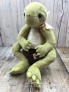 Charlie Bears `Slow Coach` Limited Edition Tortoise