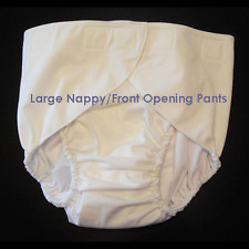 Washable & Reusable Unisex Adult Nappy Pants + Bamboo Insert