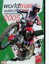 WORLD OUTDOOR MOTORCYCLE TRIALS 2005 DVD. NTSC. 119 MINS. DUKE 2122NV