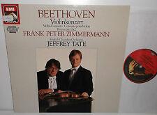 EL 7 49737 1 Beethoven Violin Concerto Frank Peter Zimmermann ECO Jeffrey Tate