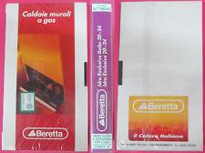 VHS film CALDAIE A GAS MURALI sigillata BERETTA idra sxclusive 20-24(F182)no dvd