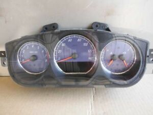 06 BUICK LUCERNE SPEEDOMETER CLUSTER MPH CXS 15853817