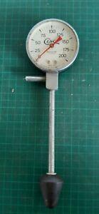 Vintage pressure tester CESCO,  mechanics tool