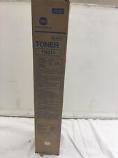 GENUINE KONICA MINOLTA TN511 024E/024S NEW OEM BOXES