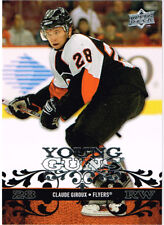 2008 Claude Giroux Upper Deck Young Guns Rookie #235
