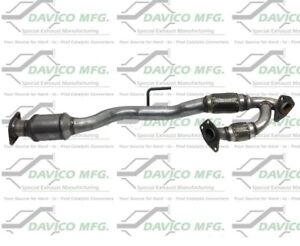 Catalyst Rear Lower Nissan Murano Pathfinder 3,5L Year 2007-14 20020-1AA2B