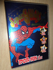 DVD N° 10 SUPERGULP! I FUMETTI IN TV SPIDER MAN CORTO MALTESE IL MITICO THOR