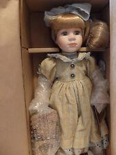 Boyds Yesterdays' Child Doll Erin Lemonade For Two #7528 of 12,000 NIB! 4915